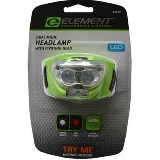 Element Dual Mode Headlamp