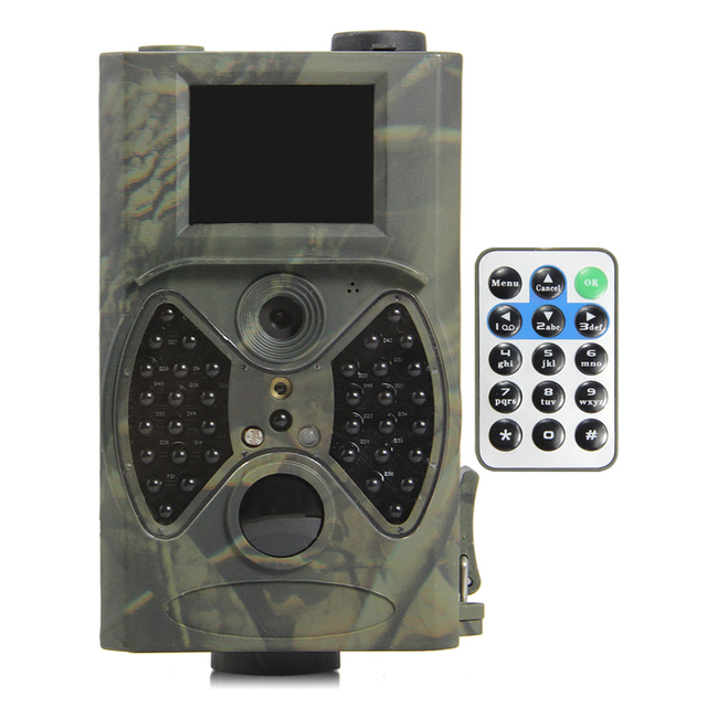 Hog Dogs T1 Game Camera