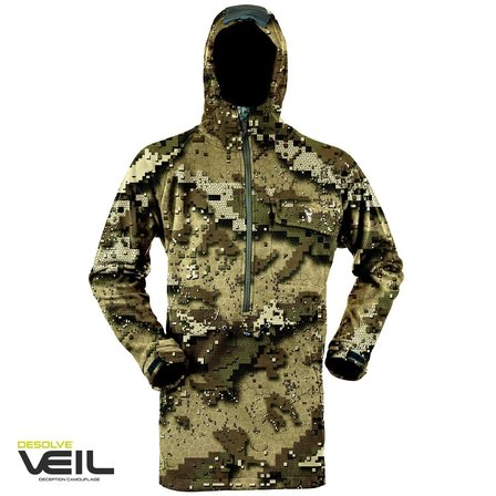 Rugged Bush Coat - Veil